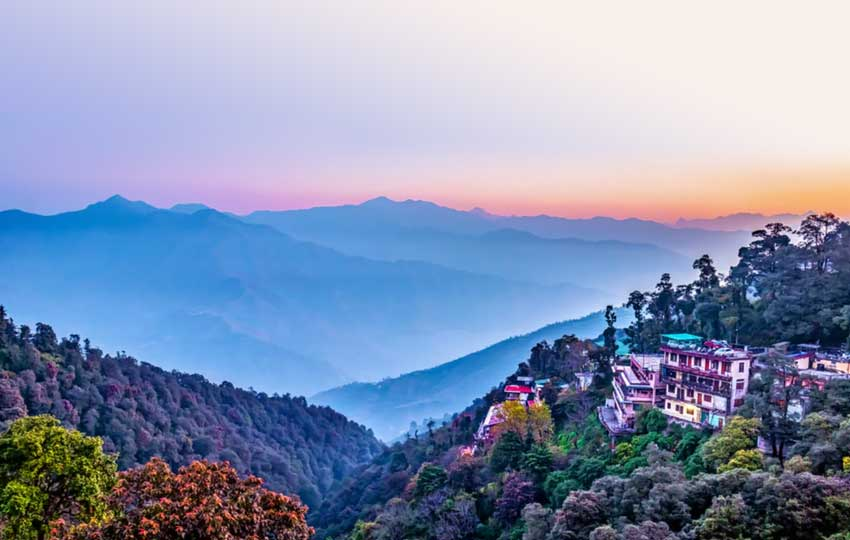 Mountains - Mussoorie Uttarakhand