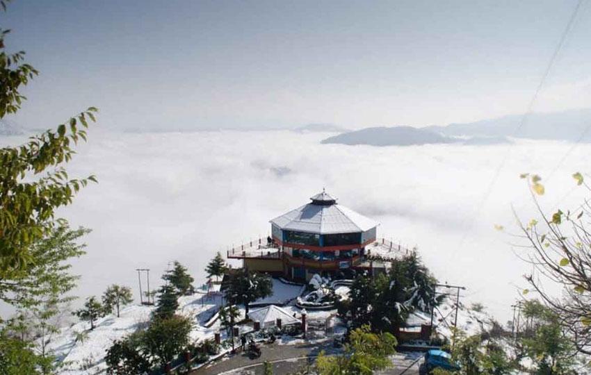 Clouds - Pithoragarh Uttarakhand