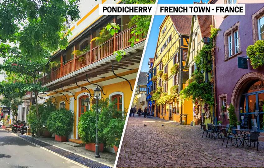 Pondicherry French Town