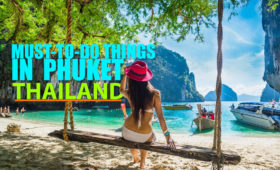 Must-to-do things in Phuket