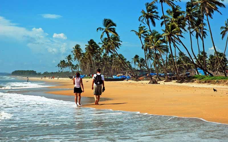 Anjuna Beach