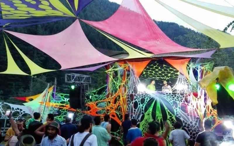Electric MAHADEV Festival Kasol