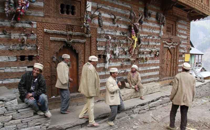 Jamlu Devta Temple