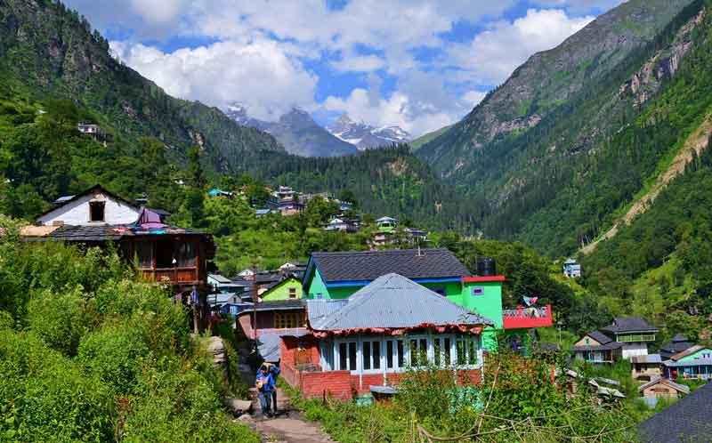Tosh Village