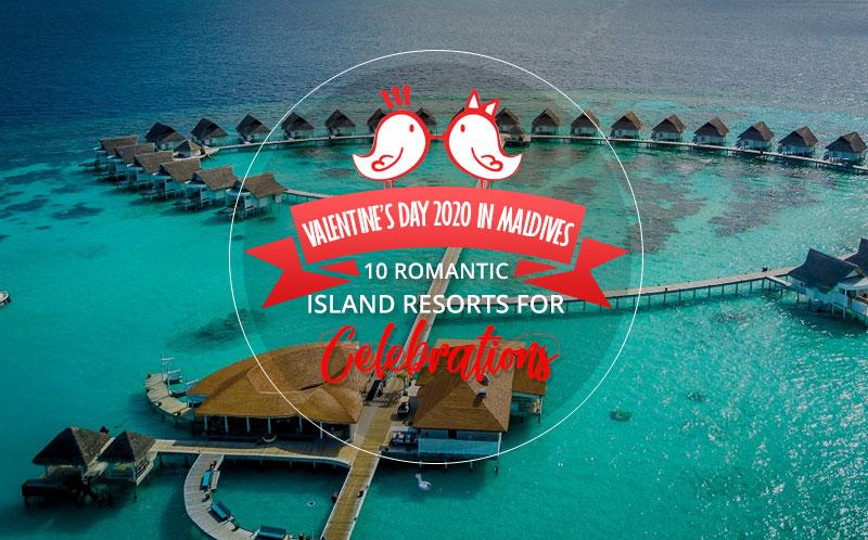 Valentines Day 2020 In Maldives
