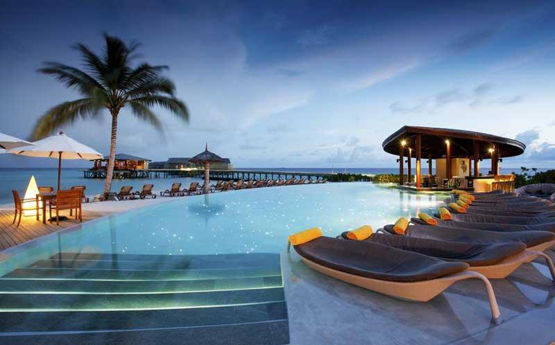 centara ras fushi resort and spa maldives