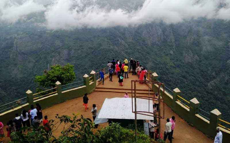 Dolphin Nose View Point