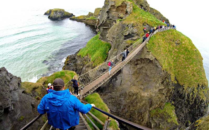 National Trust Carrick-a-Rede