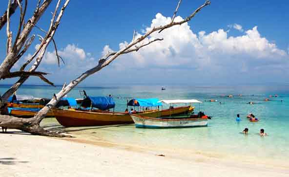 6-days andaman tour