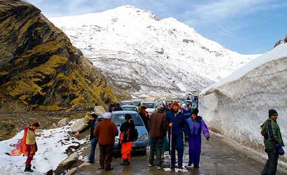 rohtang Pass Tour