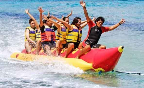 water sports port blair