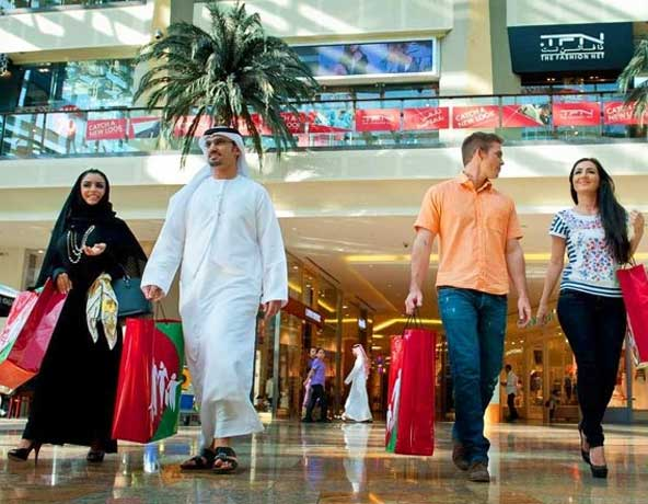 Dubai Mall – Extravagant Shopping Arena