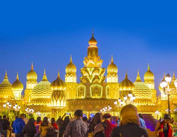 Global Village – Avenue To Eat, Shop And Entertain