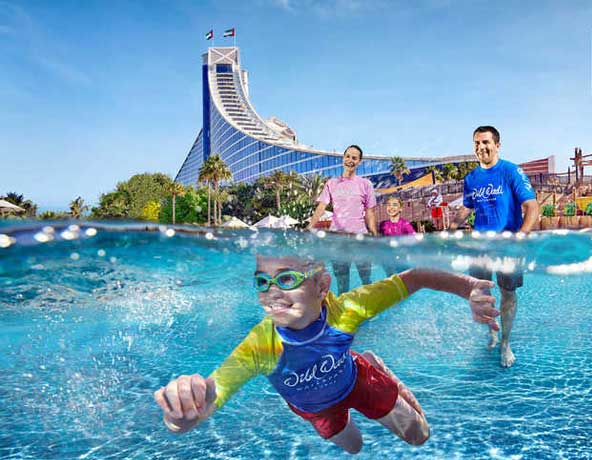 Wild Wadi – Fun And Frolic Waterpark